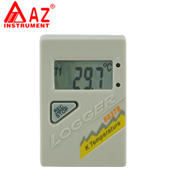 Automatic AZ88378 dual channel thermocouple temperature record